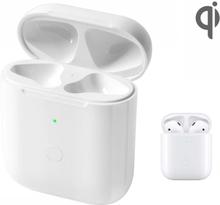 Qi-latauslaatikon laturi AirPod-laitteille lataa AirPod-laitteesi langattomasti
