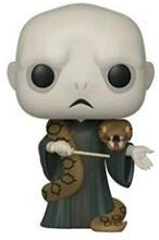 Lord Voldemort with Snake in Harry Vinyl Doll Action Figure Toys