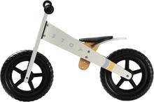 STOY, Speed 10 Tum Springcykel Vit