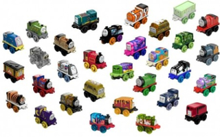 36-Pack Thomas & Vännerna Minis Fordon Leksak Tåg 36st