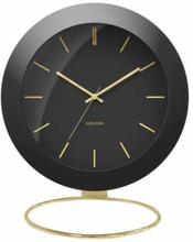 Väckarklocka - Karlsson Globe Black