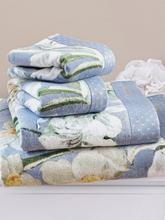 Handtuch, ca. 55x100 cm ESSENZA blau