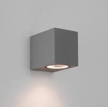 Astro Chios 80 udendørs væglampe i silver