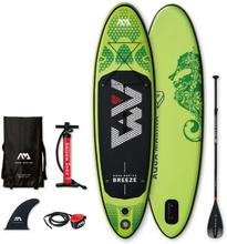 Aqua Marina SUP-bräda Breeze grön 275x76x12 cm