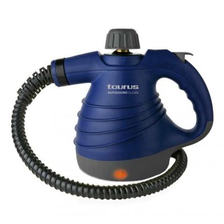 Ångrengöring Taurus Rapidissimo Clean New 3 bar 0,350 L 1050W Blå