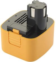 Batteri för Panasonic verktyg - 12V - kompatibelt med bl.a. EY9001, EY9006B
