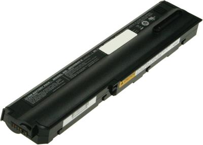 Laptop batteri 87-M54GS-4D3 för bl.a. Clevo MobiNo