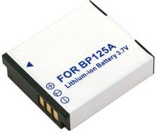 Kamerabatteri IA-BP125A till Samsung kamera