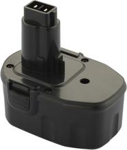 Verktygsbatteri kompatibelt med bl.a. Dewalt batteri DE9092