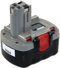 Batteri till Bosch verktyg - 14,4V - kompatibelt med bl.a. 2 607 335 694