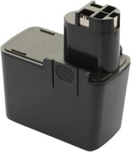 Batteri till Bosch verktyg - 12V - kompatibelt med bl.a. batteri BAT011