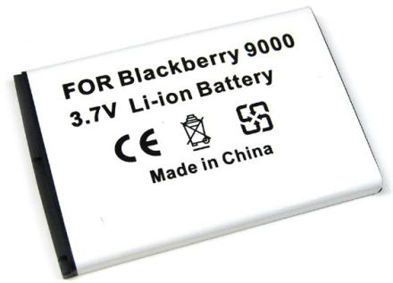 Batteri till BlackBerry Bold 9000, 9700, 9780 (M-S1)