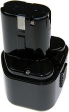 Batteri för Hitachi verktyg - 9,6V - kompatibelt med bl.a. EB920 och EB914S