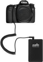 Jupio PowerVault bärbar strömförsörjning till Canon LP-E6 / LP-E6N