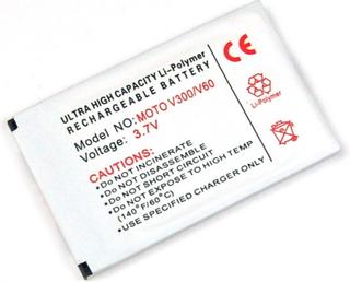 Batteri til bl.a. Motorola A760, T280, V60, V525