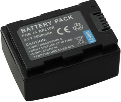 Kamerabatteri IA-BP210R till Samsung video kamera