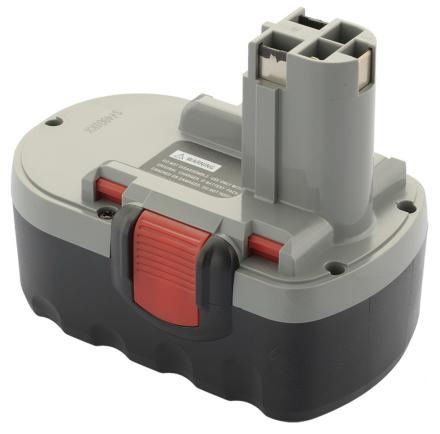 Batteri till Bosch verktyg - 18V - kompatibelt med bl.a. BAT025, BAT 160