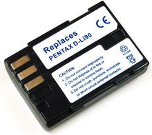 KamerabatteriD-Li90 till Pentaxkamera