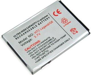 Batteri till bl.a. HTC Legend, Evo 4G, Wildfire (BA S420)