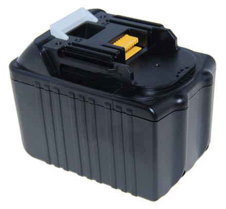 Boremaskine batteri kompatibel med bl.a. Makita BL 1845 / BL 1830