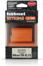 Kamerabatteri EN-EL15 till Nikon - Hähnel HLX-EL15HP Extreme