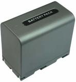 KamerabatteriSB-L480 till Samsungvideo kamera