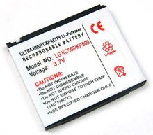 Batteri till bl.a. LG KC550, KP500, KC780, KF690