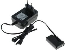 Nätadapter ACK-E15 till Canon - plus dummy-batteri