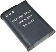 Kamerabatteri EN-EL23 till Nikon kamera
