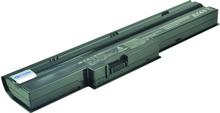 Laptop batteri FPCBP276 för bl.a. Fujitsu Siemens LifeBook NH751 - 4600mAh