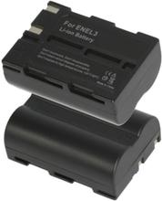 Kamerabatteri till Nikon D70s