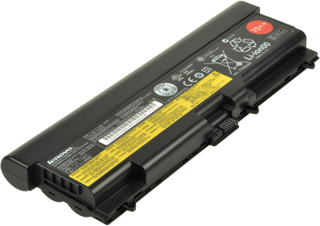 Laptop batteri 45N1007 för bl.a. Lenovo ThinkPad Edge E520 (70++) - 8400mAh - Original Lenovo