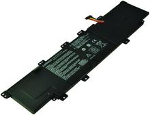 Laptop batteri C31-X402 för bl.a. Asus S300 - 4000mAh
