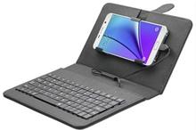 Näppäimistö laukulla Android Tabletti / Matkapuhelin
