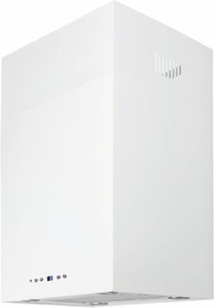 Lyx vägghängd köksfläkt SEMPRE 40cm / 60cm vit - vit - 40 cm