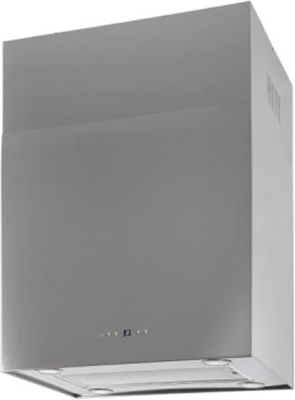 Lyx vägghängd köksfläkt SEMPRE 40cm / 60cm rostfritt stål - rosrfritt stål - 40 cm