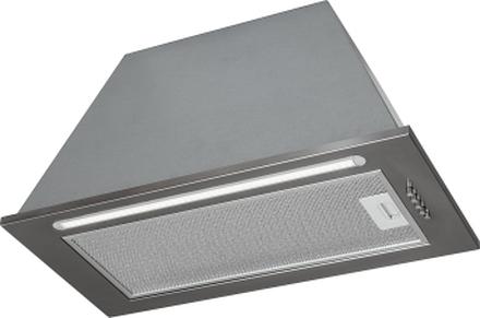 Underbyggnadsfläkt Tovre rostfritt stål 60cm/ 90 cm