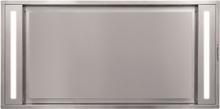 Premium line tak integrerad köksfläkt Swedluxury ZETA rostfritt 100cm/130cm