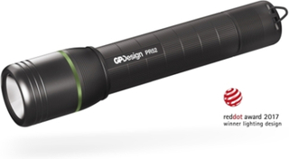 GP Ficklampa PR52 Vega 450lm