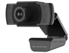 Gaming-webcam Conceptronic AMDIS FHD 1080p (Refurbished A+)