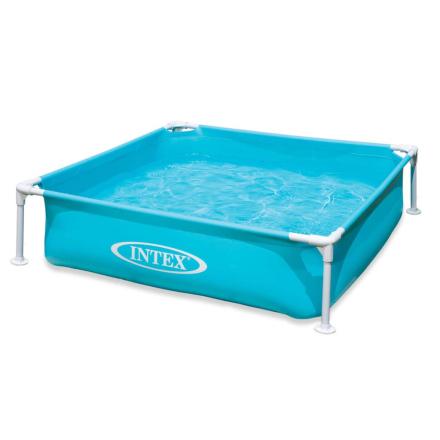 Intex swimmingpool Mini Frame 122 x 122 x 30 cm 57173NP