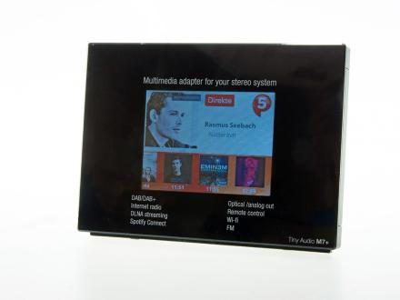 Tiny Audio M7 - DAB adapter til radio