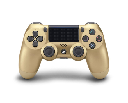 PS4 - DUALSHOCK 4 Wireless Controller - Gold V2