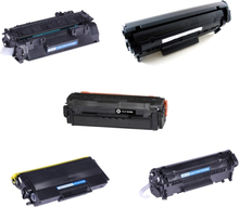 Lasertoner Dell C1660 BK