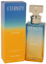 Eternity Summer by Calvin Klein - Eau De Parfum Spray (2020) 100 ml - för kvinnor
