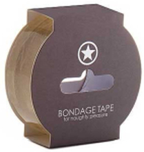 Non Sticky Bondage Tape - 17,5 Meter - Transparent