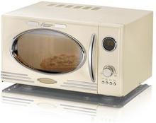 Mikrovågsugn retro / Classica Cream