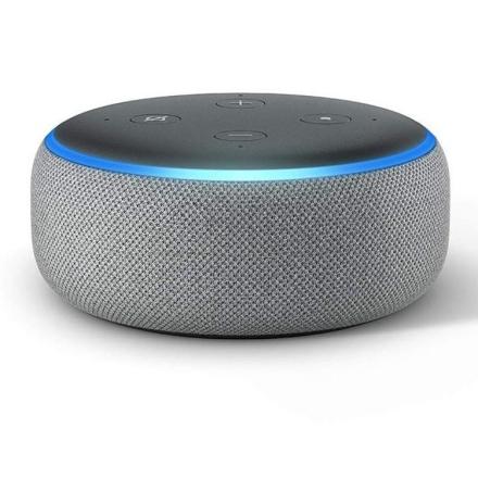 Amazon Echo Dot Gen 3 Smarte hjem-kontroller Grå