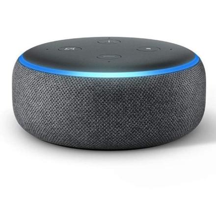 Amazon Echo Dot Gen 3 Smarte hjem-kontroller Svart