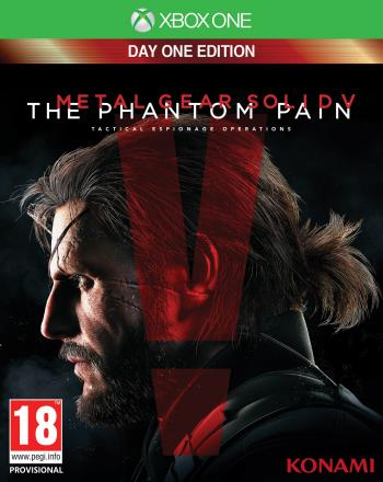 Metal Gear Solid V (5): The Phantom Pain - Day O